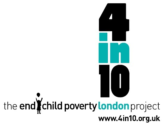 4 in 10 end child poverty